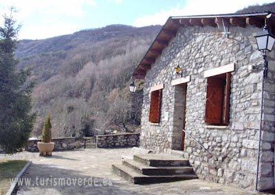 Turismo Verde. Casa Escuela de Villanova