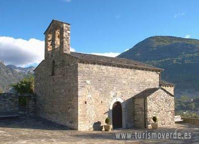 Turismo Verde Huesca. Villanova, Casa Rural