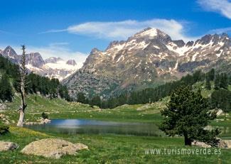 Turismo Verde Huesca. Comarca de la Ribagorza